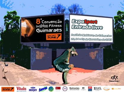 Convenção Ibérica Promofitness em Guimarães