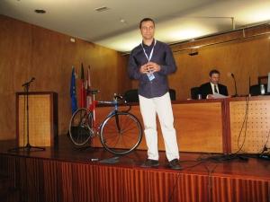Paulo Sena em Penafiel