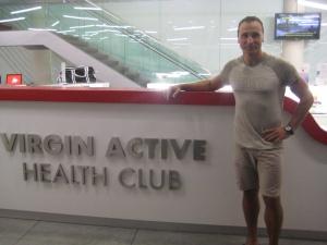 Paulo Sena no Virgin Active - Gaia
