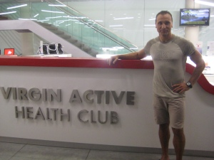 Paulo Sena no Virgin Active - Gaia