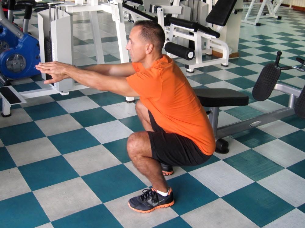 31 treinos com o peso do corpo