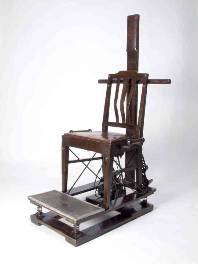 Kellogg Vibratory Chair