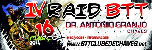 4º Raid BTT da Escola Dr. António Granjo