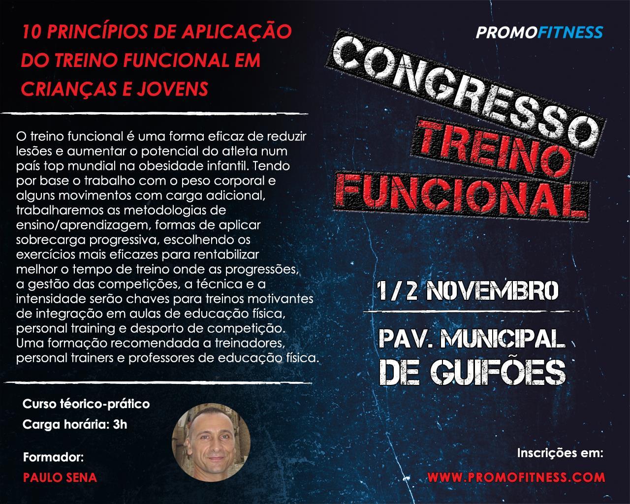 Congresso de Treino Funcional da Promofitness