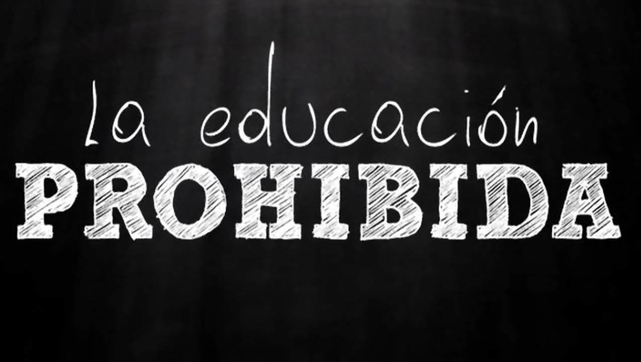 educación proibida