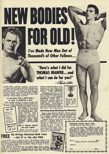 charles atlas photo